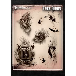 Tattoo Pro Free Birds