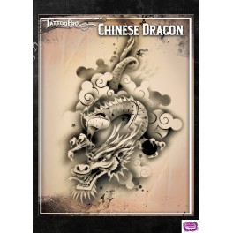 Tattoo Pro Chinese Dragon Facepaint Online