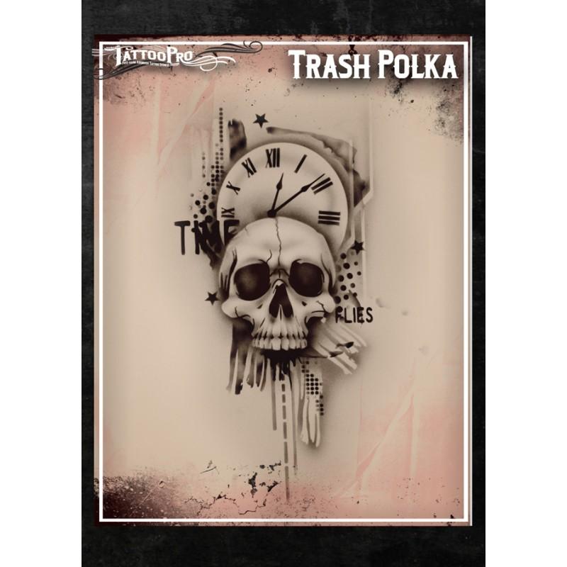 Tattoo Pro Trash Pol