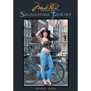 Mark Reid - Jeans Bodypainting *autographed*