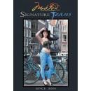 Mark Reid - Jeans Bodypainting *Signé par l'artiste*
