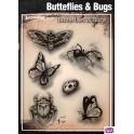Tattoo Pro Butterflies & Bugs