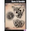 Tattoo Pro Guns & Gamblin'