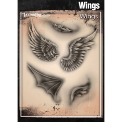 Tattoo Pro Wings