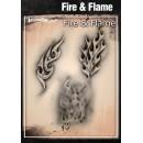 Tattoo Pro Fire & Flame