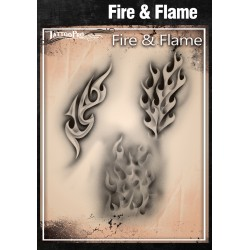 Tattoo Pro Fire & Flame