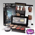 Mini-Pro Student Makeup Kit - Medium Dark/Dark