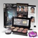 Mini-Pro Student Makeup Kit - Medium/Olive Medium