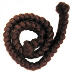 Mehron Crepe Hair Auburn