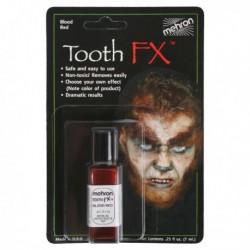 Tooth FX - Bloedrood