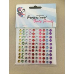 Body Jewels 6 mm - 100 stuks