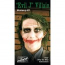 Mehron Character Kit - Evil J (joker)