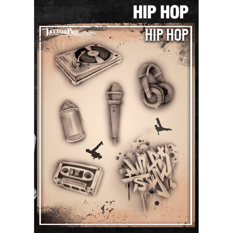 tattoo pro hip hop facepaint online. Black Bedroom Furniture Sets. Home Design Ideas