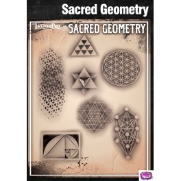 Tattoo Pro Sacred Geometry - Facepaint Online