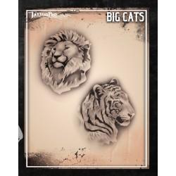 Tattoo Pro Big Cats