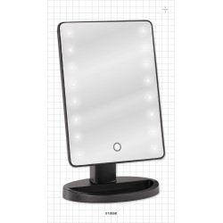 Table top Mirror with LED lights