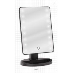 Tafelspiegel met LED verlichting - Facepaint Online
