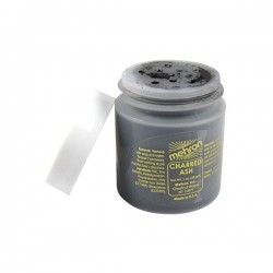 Mehron Charred Ash Powder