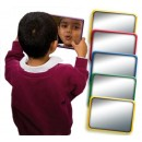 Kidsproof spiegel