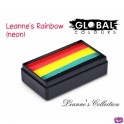 Global Funstroke Leannes Neon Rainbow