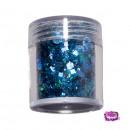 Festival Glitter Mix Blue