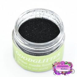 Bio Glitter Black - Fine