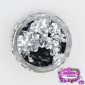 Bio Glitter Silver - XXL