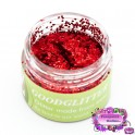 Bio Glitter Red - Chunky