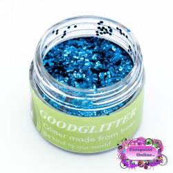 Bio Glitter Ocean Blue - Chunky