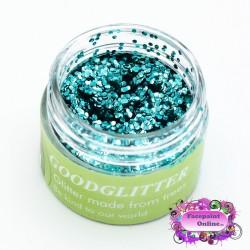 Bio Glitter Turquoise - Chunky