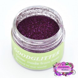 Bio Glitter Fuchsia - Fine