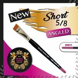 Pink Tip Short Angled 5/8