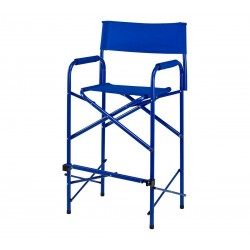 Professional Facepainting Chair Blue