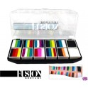 Fusion Spectrum Palette - Rainbow Explosion