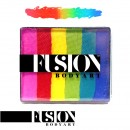 Fusion Rainbow Cake - Bright Rainbow