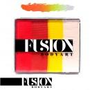 Fusion Rainbow Cake - Glowing Tiger
