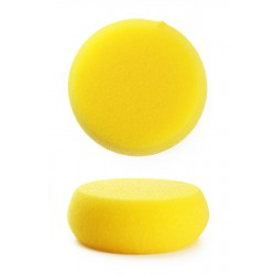 Yellow face painting sponge (set of 2)
