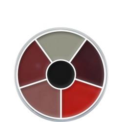 Kryolan Cream Color Circle - Burn & Injury