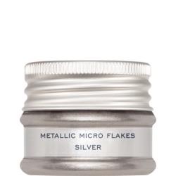 Kryolan Metallic Micro Flakes - Silver
