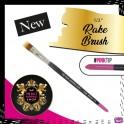 Pink Tip 1/2 inch Rake Brush