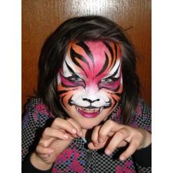 Making Faces: Tiger