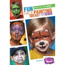 Fun Face Painting Ideas for Kids by Nick and Brian Wolfe - Facepaint Online