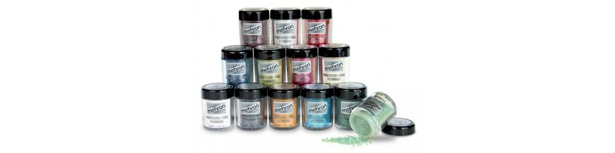 Precious Gem Powders