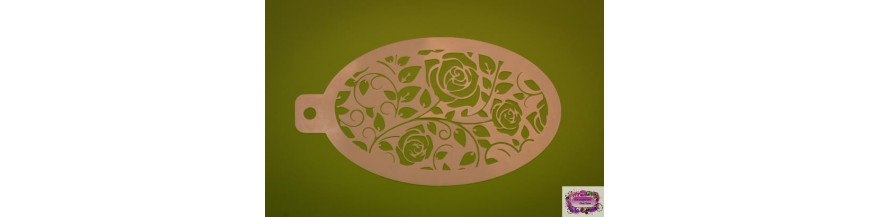 Oval Stencils