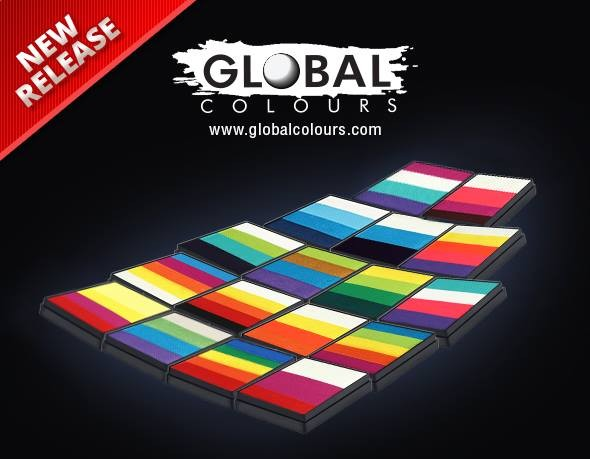 Global Rainbow Cakes!