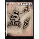 Tattoo Pro Ship & Anchor