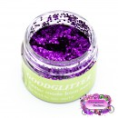 Bio Glitter Purple - Chunky