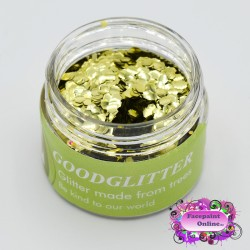 Bio Glitter Gold - XXL