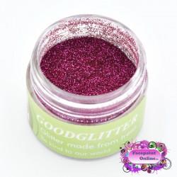 Bio Glitter Dark Rose - Fine