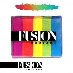 Fusion Rainbow Cake - Rainbow Joy